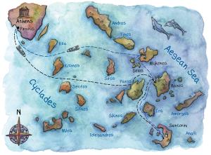 Greek-Island-map-Cyclades