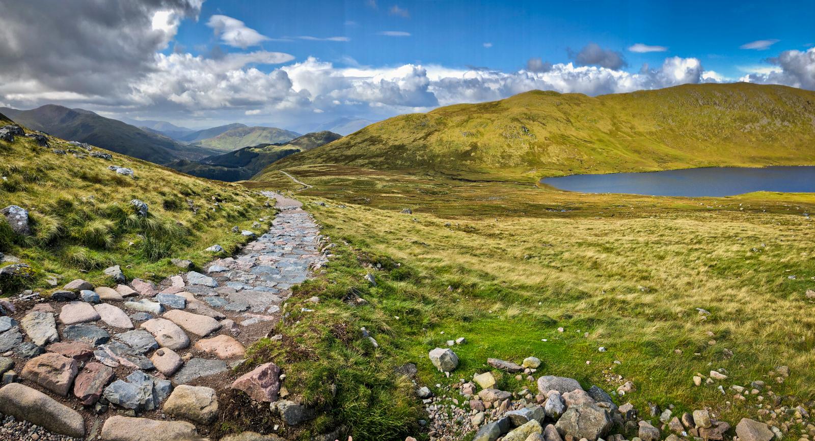 Trekking Szkocja - góry Highlands (WHW) - Wyjazdy, wczasy ...